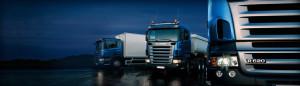 Půjčovna nákladních aut, tahačů, návěsů a užitkových vozů